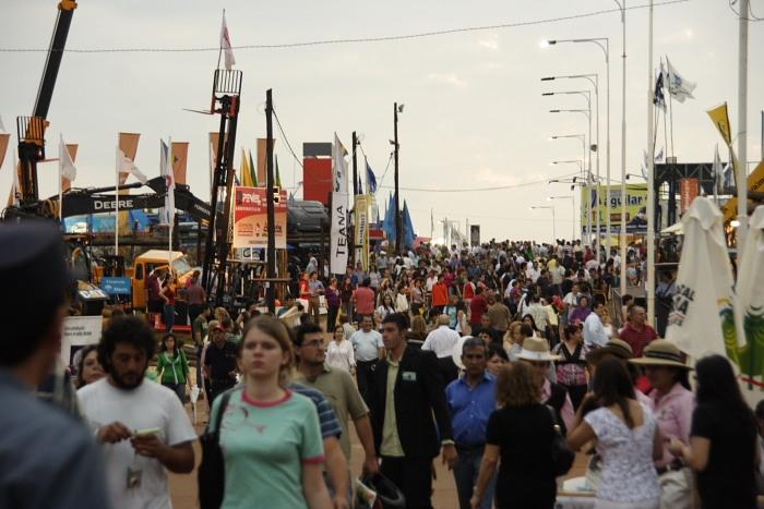 Abre la 14° edición de la Feria Forestal Argentina