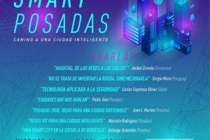 Se realizará el encuentro «Smart Posadas 2019, camino a una ciudad inteligente»