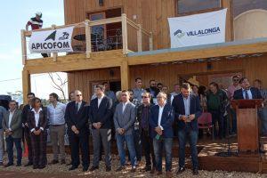 Se inauguró la Feria Forestal: «Cómo dijo Passalacqua, la industria forestal es el Vaca Muerta de Misiones»