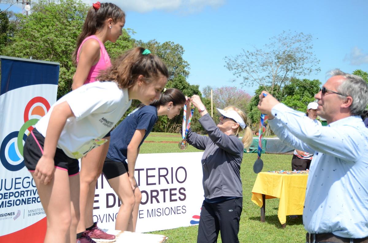 Deportistas misioneros aseguran el pase a los Juegos Evita