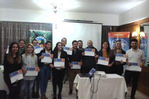 Curso de marketing en la filial posadeña de la Federación Empresaria Hotelera Gastronómica de la República Argentina