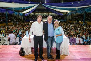 «Queremos una educación a la misionera», dijo Passalacqua en Capioví