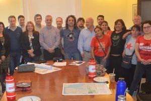 Emergencia Alimentaria: Primera reunión entre Gobierno y organizaciones sociales