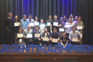 Matías Sebely, entre los emprendedores destacados de Argentina en 2019