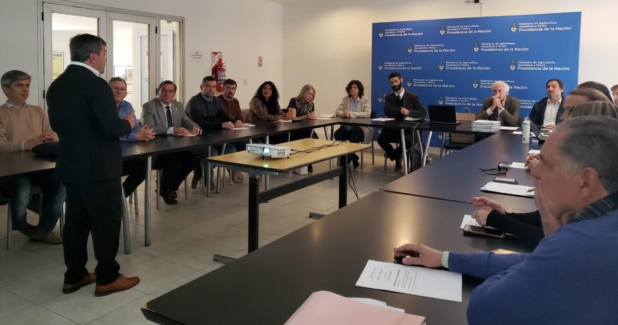 Se realizó la reunión de la Comisión Tabacalera del CFA
