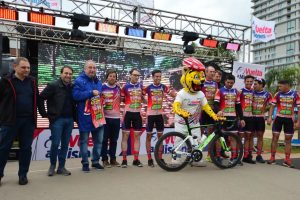 Con Passalacqua a la cabeza, se presentó la Vuelta a Misiones