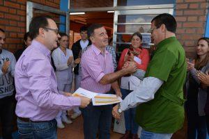 Sartori: La Salud Pública es una prioridad que debe llegar a cada Misionero