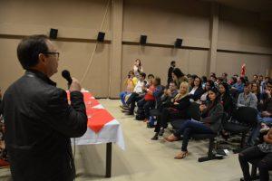 Sartori: «Debemos recorrer la provincia, escuchando la problemática de todos los Misioneros».