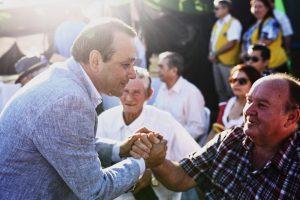 """Herrera Ahuad: """"Los misioneros tenemos la voluntad y fuerza de nuestros pioneros para salir adelante"""""""
