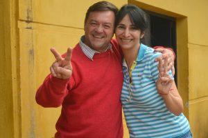 Britez y Bárbaro: Tenemos la responsabilidad de ayudar a Alberto y a Cristina a levantar nuestro país