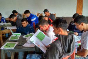 Cuentas Sanas y Fundación Espartanos capacitaron a personas privadas de su libertad en Misiones