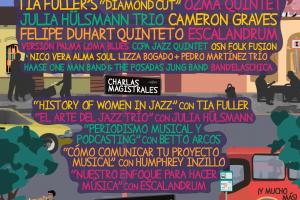 Se viene el AsuJazz 2019: el festival de jazz más importante de la región