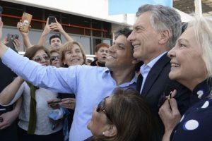 Macri convocó a sus seguidores a la largada de su marcha «SíSePuede»