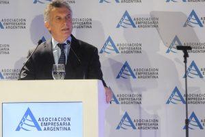 """Ante empresarios, Mauricio Macri habló de las medidas económicas: """"No nos gustan y solo se justifican en la emergencia"""""""