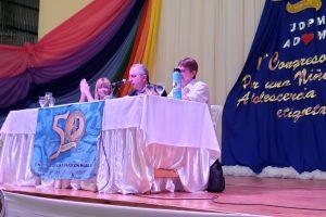 Más de 5 mil asistentes en el congreso provincial «Niñez y Adolescencia sin etiquetas»