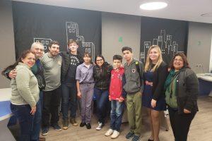 Con un robot para la agricultura estudiantes misioneros son finalistas de la competencia «Soluciones para el futuro»