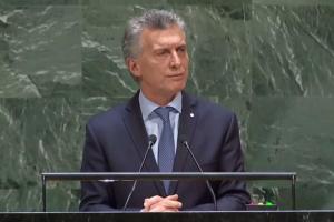 Macri ante la ONU defendió el acuerdo Mercosur-UE, reclamó a Irán por la AMIA y reivindicó soberanía sobre Malvinas
