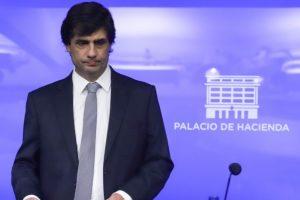 Lacunza: «No estamos revisando las medidas aplicadas al control de cambios»