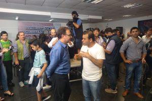 """Herrera Ahuad: """"Vamos a gobernar con un Presidente que nos incluya en su agenda"""""""