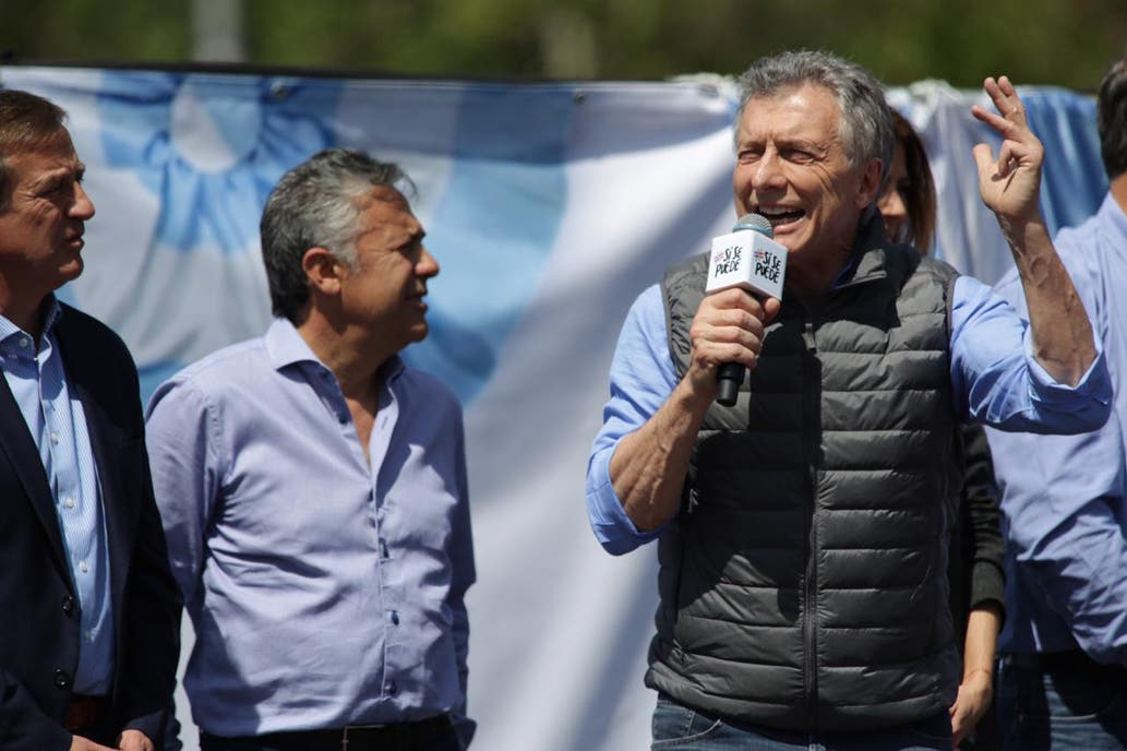 Macri pidió «cuidar la democracia» y se pronunció a favor de «las dos vidas»