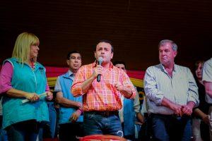 """Herrera Ahuad: """"En tiempos de crisis Misiones abrió escuelas, no las cerró"""""""