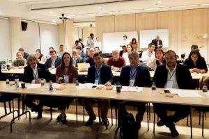 Iguazú, Foz y Ciudad del Este participan en Europa de Innovact