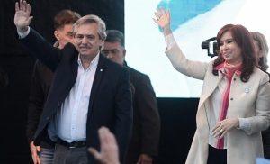 Alberto y Cristina Fernández celebrarán juntos el «Día de la Lealtad»