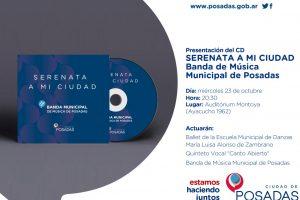La Banda de Música Municipal celebrará sus 133 años de historia con la presentación de su CD y videoclip