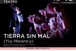 Roa Bastos y su mirada guaraní en el Teatro de Prosa