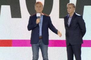 Macri: «Quiero felicitar al presidente electo Alberto Fernández»