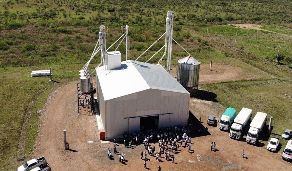 Corrientes inauguró planta de alimento balanceado para depender menos de Santa Fe y Entre Ríos