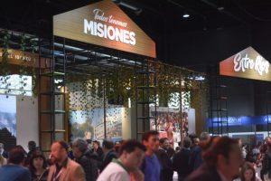 Misiones brilla en la feria Internacional de Turismo