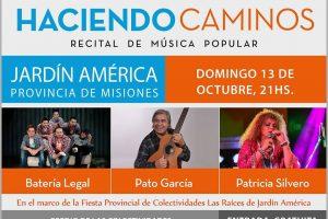 El Festival AADI Haciendo Caminos se muda a Jardín América en su 10° Aniversario