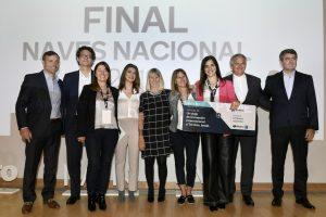 Naves 2019: Banco Macro y el IAE premiaron a los mejores emprendedores