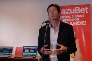 El Iplyc presentó su nueva plataforma de juegos online GuazuBet