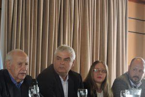 """Lavagna en Corrientes: """"En dos meses logramos dos millones de votos y ahora vamos por más"""""""
