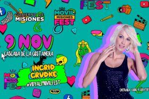 Gastón Pauls e Ingrid Grudke formarán parte del Jurado del Movilfest 2019