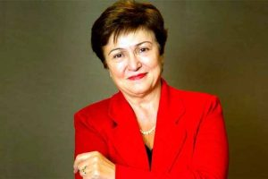 Coronavirus: «Como mínimo una recesión tan aguda como durante la crisis financiera mundial o peor», anticipa  Kristalina Georgieva