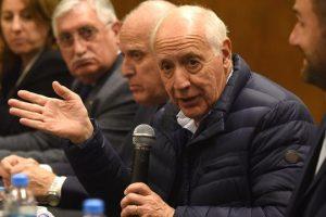 Lavagna habló a favor de un dólar alto y dijo que la tasa no debe superar a la inflación