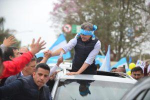 Macri achicó su agenda en Misiones y visitará solo Posadas en la caravana del «Sí se puede»