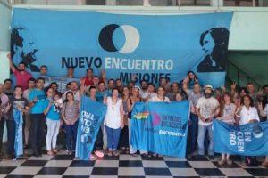 Nuevo Encuentro ratificó su compromiso con el Frente de Todos y la boleta completa en Misiones