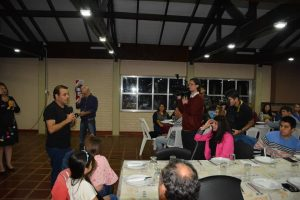 Herrera Ahuad en Oberá ratificó la importancia de llevar a los referentes del misionerismo al Congreso