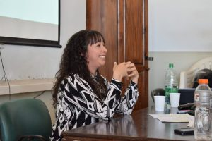 """Aguirre: """"La radio en el aula se vuelve una sub-comunidad de aprendizajes mutuos"""""""
