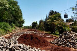 Sartori: Gracias al acompañamiento de los contribuyentes la obra pública en Alem no se detiene