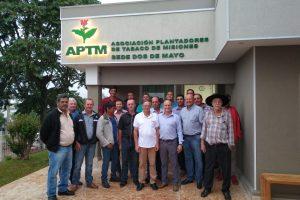 APTM inauguró nueva Sede de atención a afiliados