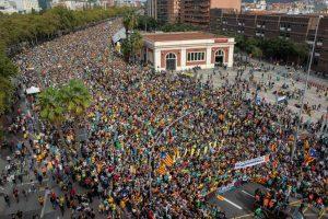 Cataluña: ni golpe de Estado ni secesión ni violencia organizada ni rebelión