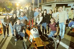 Los autos eléctrico, disputaron una nueva fecha en San José