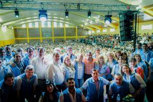 Unos 3 mil docentes participaron del congreso de la Educación Secundaria Rural