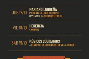 Sábado solidario en la peña Misionero y Guaraní