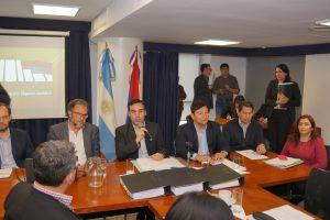 Obtuvo dictamen la propuesta de consolidación normativa del Digesto Jurídico provincial